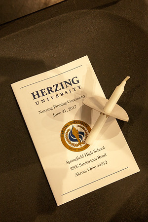 HERZING Nurses' Pinning