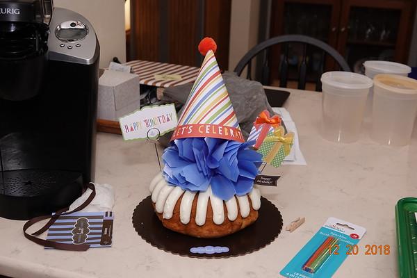 Frans 66th Birthday
