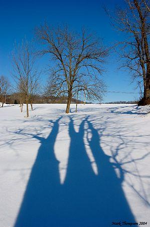 Winter Pic's. Nikon D70