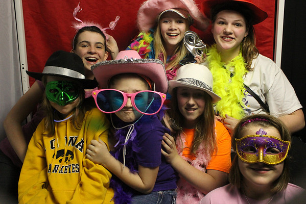 North Cedar Dance Marathon 2/21/2014
