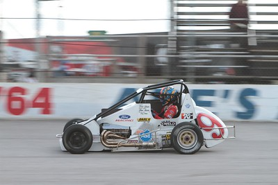 USAC Silver Crown, Toledo Speedway, Toledo, OH, October 15, 2011