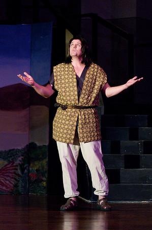 Joseph Final Dress Rehearsal