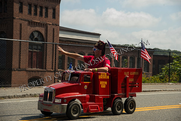 Connecticut State Fireman's Parade 2017