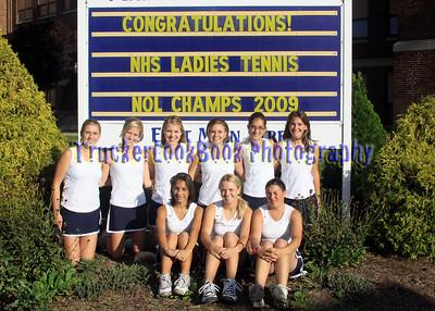 2009-10 NOL Tennis Champions