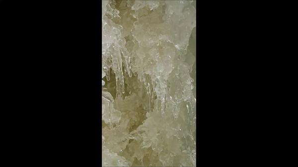 Starved Rock Frozen Falls 3-9-2014