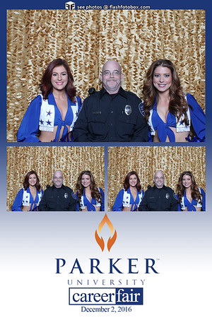 Parker University Career Fair - December 2, 2016