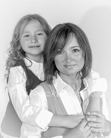 Barbara and Destiny Photo Shoot 2007