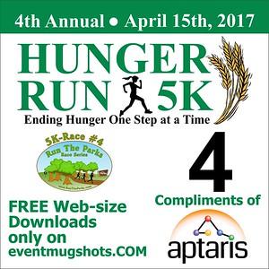 2017.04.15 The Hunger Run 5K