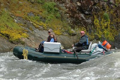 2005-2006 Rogue River trips