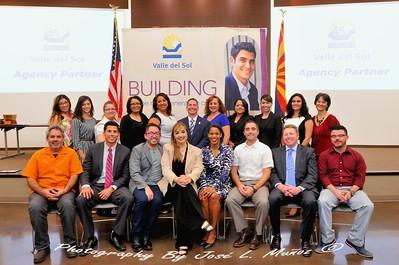 2015-04-30 Hispanic Leadership Institute - East Valley Graduation