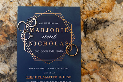 Marjorie + Nick Delamater House