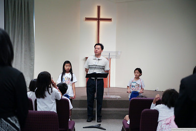 Children Worship 8-08-2010