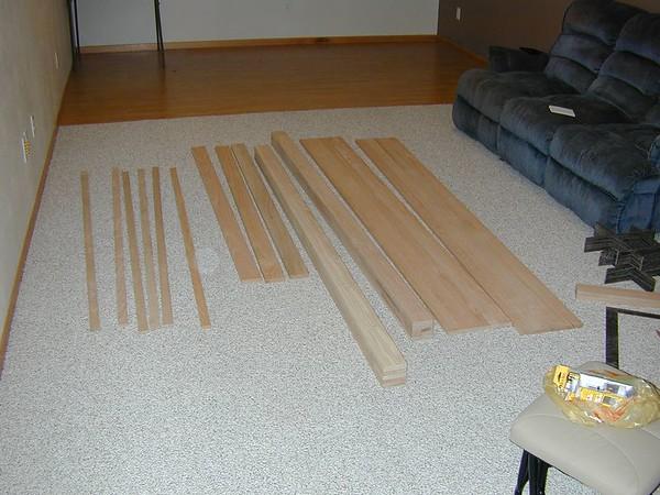 Building End Tables
