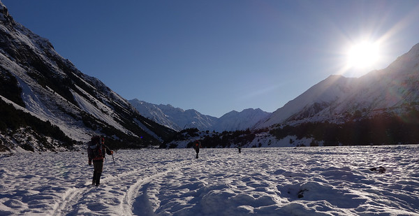 Canterbury Headwaters