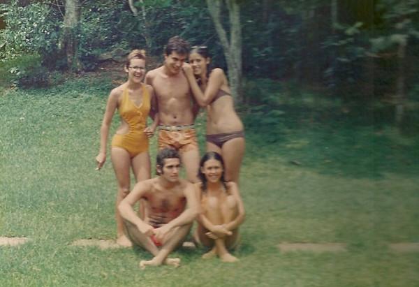 Teresa Cerejeira, Rui Paulo Fernandes, Isabel Viegas (Cenoura), Mane' Mendes e Bebe' Ricardo
