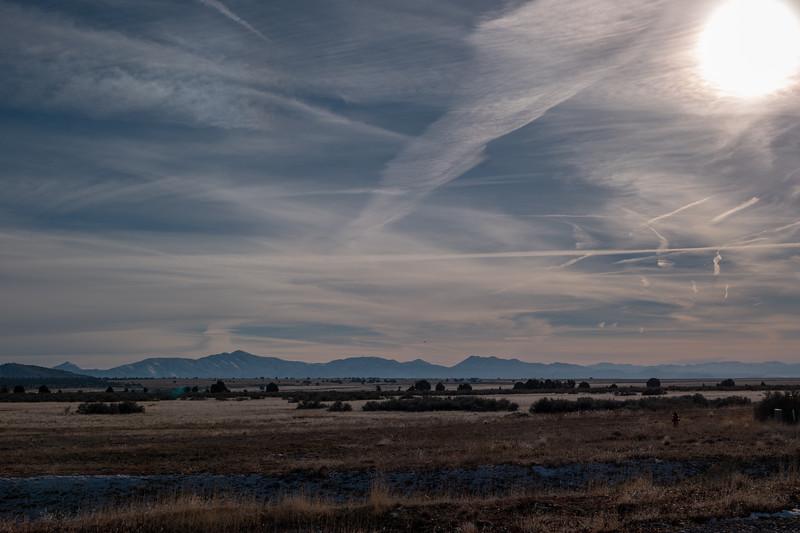 Fillmore Utah Skies