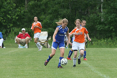 U14 Girls- CFC Aresenal vs. Maine Metro FC