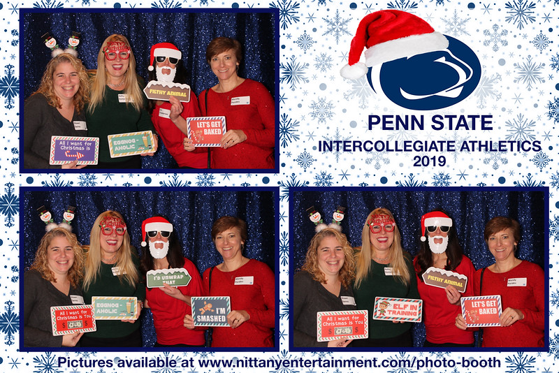 12.16.19 Penn State Intercollegiate Athletics Holiday Party