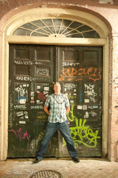 This door was great.