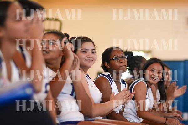 Girls JV Volleyball 9/18/18