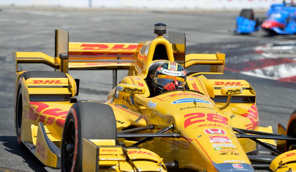 . Toyota Grand Prix of Long Beach in Long Beach CA. Sunday April 19, 2015.  (Thomas R. Cordova-Daily Breeze/Press-Telegram)