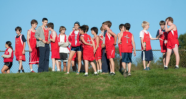 SBS Middle School XC Invitational 2011
