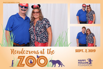 Happy Hollow's Rendezvous at the Zoo 2019