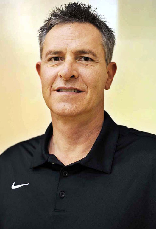 . Dave Kleckner of Etiwanda High School High School has been named to the Inland Valley Daily Bulletin\'s All-Valley Boys Basketball First Team Coach of the year. LaFonzo Carter/ Staff Photographer