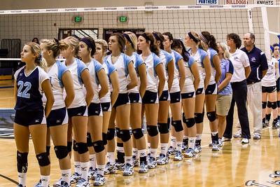 JCHS Women's Volleyball 2014-15