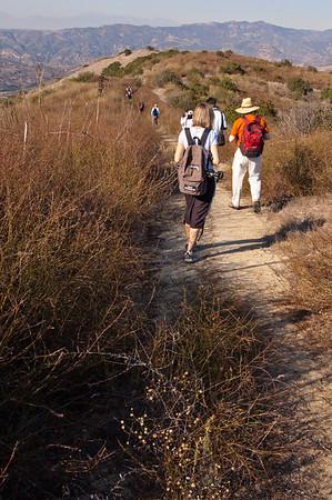 Photo Hike - Sand Trap & Loma Ridge, Oct 8, 2011