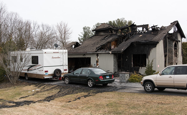 03/27/18 Wesley Bunnell | Staff A fire which started early morning Tuesday gutted the single family residence located at 54 Sun Meadow Drive in Berlin. The cause is still under investigation.