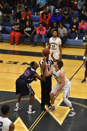 Cougars vs. Park Crossing  Basketball 12.28.2016