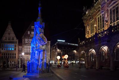 Bremer Karneval 2021 - Das große Lichtertreiben