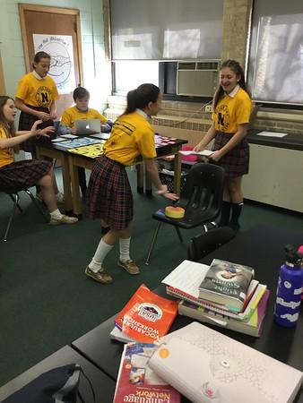 7th Grade Vocabulary Games
