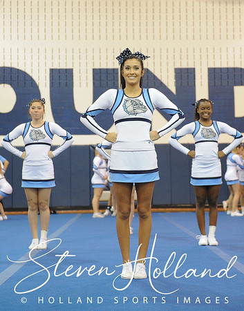 Cheer Varsity - Stone Bridge Spirit Bowl 10.01.2016 (by Steven Holland)