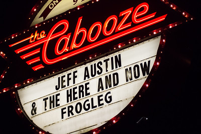 03.05.14 Jeff Austin and the Here and Now