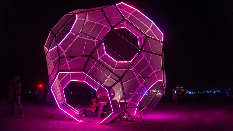 HYBYCOZO lights up the playa