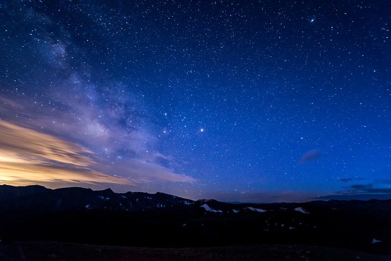 Rocky Mountain Night