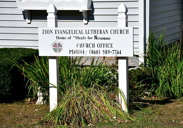 10/17/2018 Mike Orazzi | Staff Zion Evangelical Lutheran Church on Judd Street.
