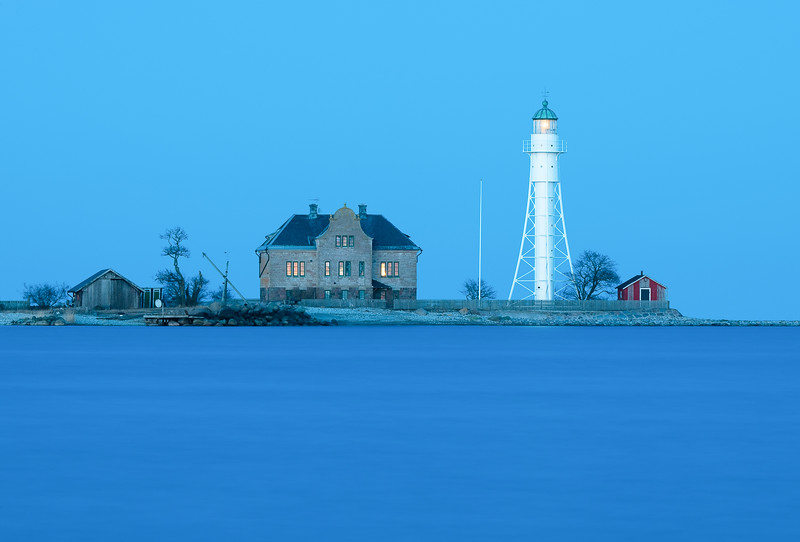 Högby Lighthouse , Högby fyr