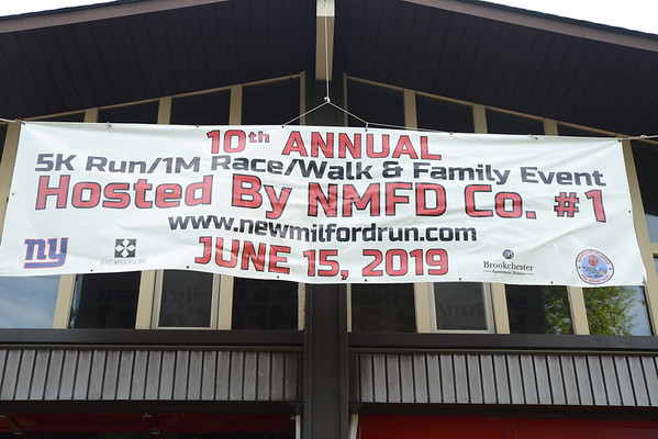 10th Annual New Milford Fire Co. 1 5K Run/Walk and Kids Dash