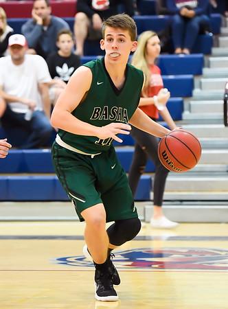 Jared Paulus - Basha Basketball Pictures