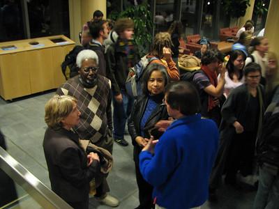 """Nine Seeds"": Vandana Shiva Lecture, November 2008"