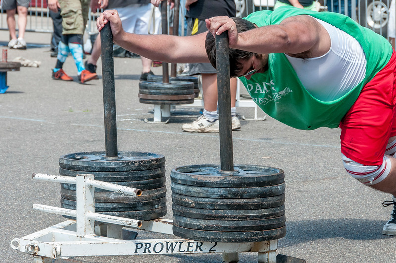 Yoke and Prowler Medley
