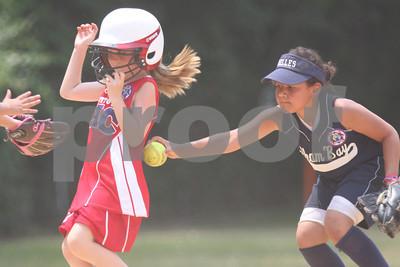 6/27/2010 - LAC Babe Ruth Softball - Levittown, NY