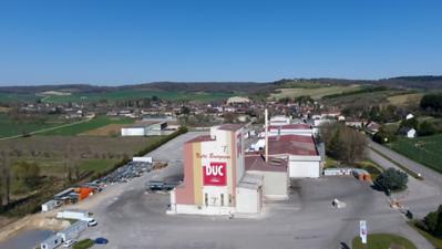 Élevages de poulets DUC - Avril 2019