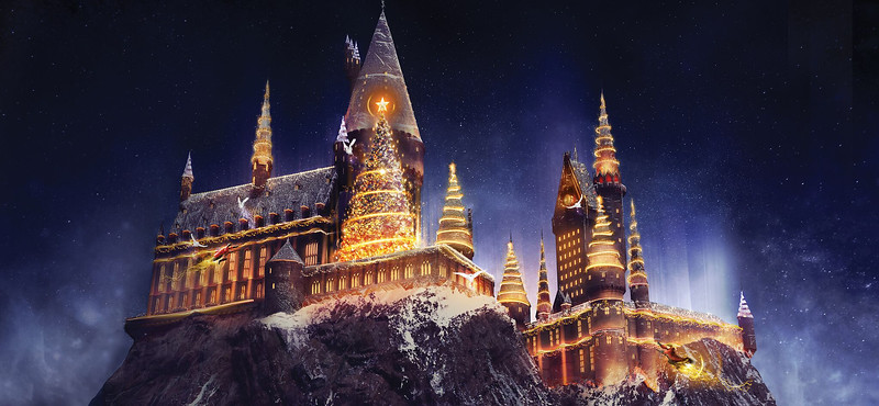 Christmas confirmed for Universal Hollywood Wizarding World of Harry Potter