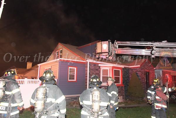 Roosevelt House Fire 04/11/2020