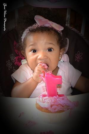 Niya's 1st Birthday