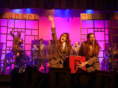 Matilda, the Musical - Staff Night